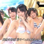 【山本彩エロ画像】NMB48の最強おっぱい、さや姉のビキニ乳寄せ谷間の張りとボリュームやらしすぎw