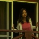 【エロGIF画像】上戸彩ちゃんの着衣巨乳おっぱいがTシャツの中で乳揺れしまくるテレビキャプチャー画像