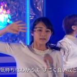 【乳揺れGIF画像】スマイレージの和田彩花ちゃんがCカップ着衣巨乳おっぱいゆらしまくりwwwwww