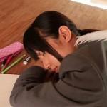 佐倉仁菜ちゃんのドスケベむっちりお尻と上半身の貧乳おっぱいが抜群の組み合わせwwwww