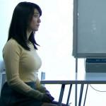 【エロGIF画像】大島優子ちゃんの着衣巨乳と乳揺れがすごすぎるデカチチおっぱいwwww