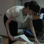 【エロGIF画像】戸田恵梨香ちゃんの胸チラおっぱいがwwwwwwww・・・どこ?