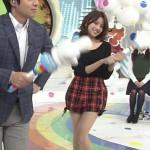 細くてセクシーな曽田茉莉江ちゃんの脚と太ももとエロいパンチラのZIP!キャプ画像www