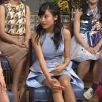 【小島瑠璃子画像】こじるりちゃんのパンチラ寸前ミニスカ▼ゾーンと太ももエロすぎwwww