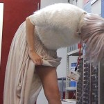 新垣結衣ちゃんの生脚太ももに落書きとかSMプレイかよwwwガッキーエロGIF有。