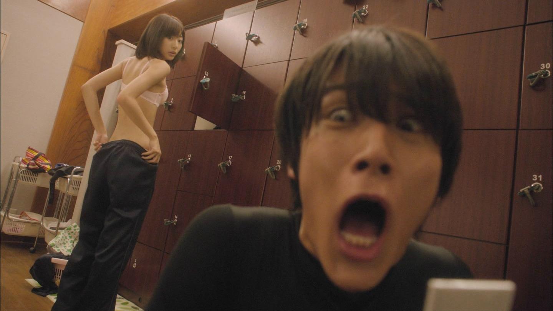 武田訓佳ちゃんの生脱ぎ下着姿がエロすぎる監獄学園のキャプチャー画像1
