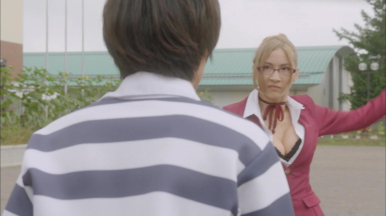武田訓佳ちゃんの生脱ぎ下着姿がエロすぎる監獄学園のキャプチャー画像50
