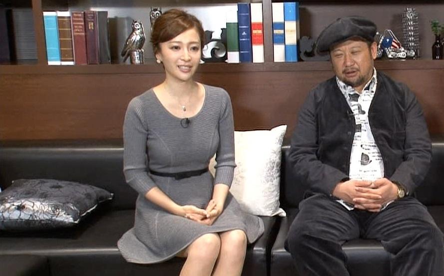 竹内渉さんのおっぱいのデカさと永尾まりやちゃんの可愛さキャプ画像01