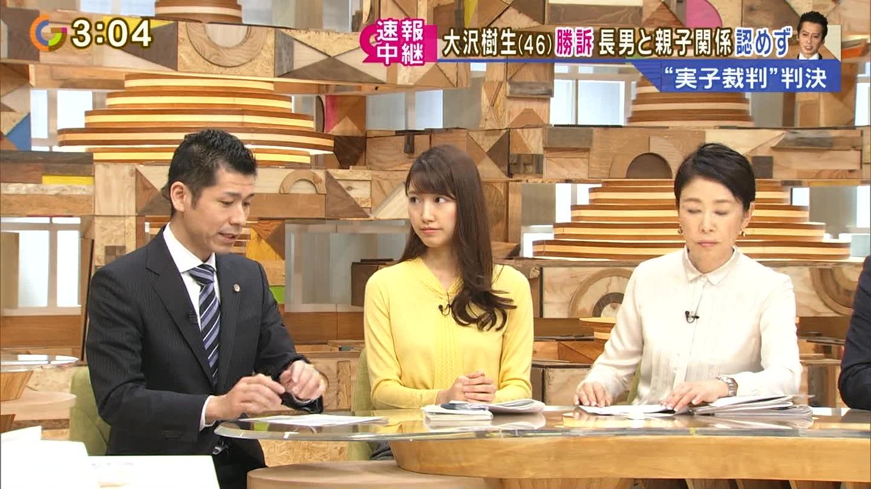 三田友梨佳アナの着衣おっぱいエロキャプ画像1447909603-0022-003