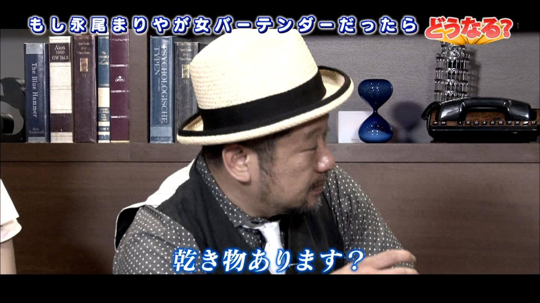 竹内渉さんのおっぱいのデカさと永尾まりやちゃんの可愛さキャプ画像50