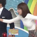 曽田茉莉江ちゃんのおっぱいでけぇwwwコレはガリ巨乳確定www