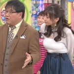 佐野ひなこちゃんのおっぱいがおっきくてやらしいアッコにおまかせ!エロキャプ画像