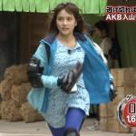 【GIF有】逃走中の入山杏奈ちゃんが可愛くておっぱいが揺れていると話題にwww