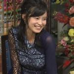小島瑠璃子ちゃんのおっぱいが衣装の中でモニュモニュしていてやらしいwww