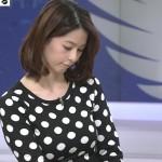 杉浦友紀アナのおっぱいがいつになくパンパンなサンデースポーツエロキャプ画像www