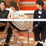 【GIF有】カトパンにこんなんされたら勃ってまうわw加藤綾子アナの太ももがエロすぎたホンマでっかのモテ仕草キャプwww