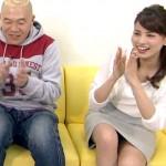 永島優美アナの▼ゾーンwwww思い切りパックリ開いてる世界のすごい動物園エロキャプ