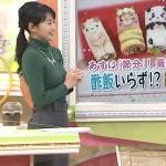CBCテレビ・古川枝里子アナのおっぱいエロく見えるカラダの薄さとのバランスwwww