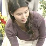 橋本マナミさんのおっぱいと色気のいやらしさがピークに達した模様www志村の時間エロキャプ