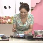 うどんで胸チラしてくれる近藤英恵さんw見た目も心意気もエロいショップチャンネルキャプww
