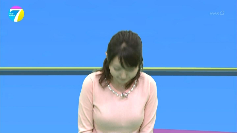 福岡良子さんのおっぱいエロキャプ画像11