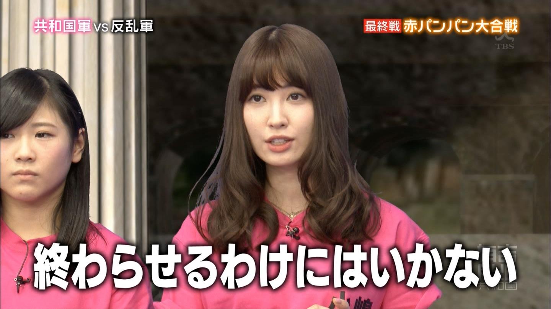 小嶋陽菜さんのお尻エロキャプ画像34
