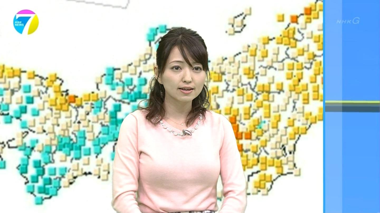 福岡良子さんのおっぱいエロキャプ画像9