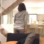 中谷美紀さんのスウェットお尻ww股関のツルンとした感じもエロ過ぎな「私結婚できないんじゃなくて、しないんです」キャプ画像