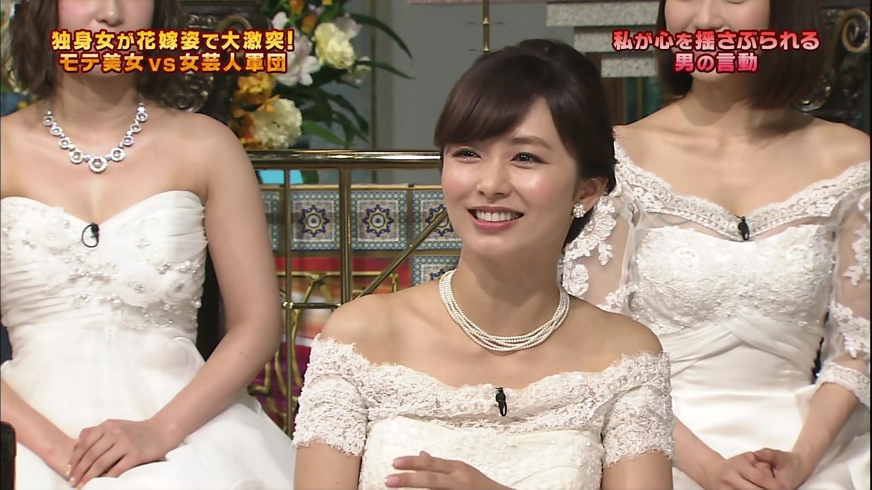 さんま御殿・伊藤綾子さんの胸チラおっぱいキャプ40