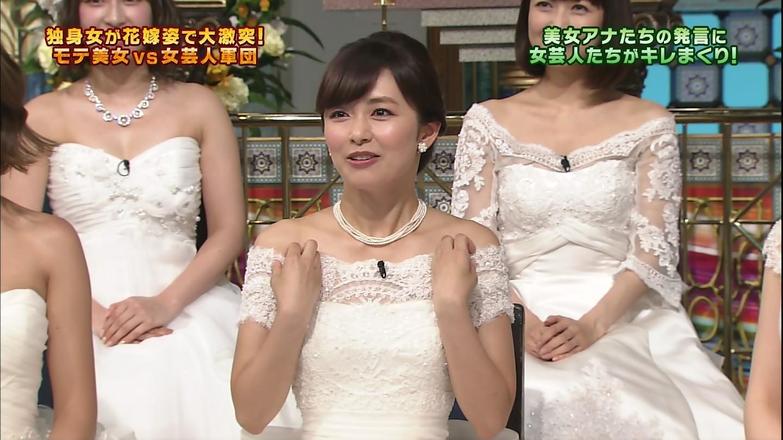 さんま御殿・伊藤綾子さんの胸チラおっぱいキャプ30