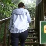 【女子アナ画像】井上あさひアナのピタパンお尻wwww丸々しててエロ過ぎwww