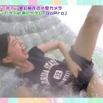 熊井友理奈ちゃんのお尻や生脚太ももwなんか色々ちらついてた王様のブランチw