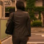 ミムラさんのパンツスーツお尻がパツパツでナイスなドラマ「そして、誰もいなくなった」キャプ画像