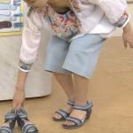 ショップチャンネルのドスケベお姉さん、近藤英恵さんのおっぱいの見せ方www