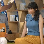 市川紗椰さんのおっぱいの重量感wwどっしり構える着衣巨乳www