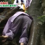 NMB48渋谷凪咲ちゃん、内木志ちゃん、植村梓ちゃんのパン線お尻祭りになってたNMBとまなぶくんキャプ画像