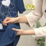 ショップチャンネルの胸チラ・パンチラ商品紹介www全然頭に入ってこないwww