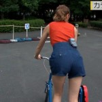 大川藍さんのお尻wめっちゃボインな着衣巨乳もエッチなぽんこつ&さまぁ~ずキャプ画像