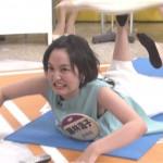 MBSの座布団くるくる女子アナ・藤林温子さんのノースリ脇がプニプニしてそうでやらしいw