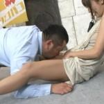 地上波で香西咲さんにクンニを試みるケンコバさんwマンコに息を吹きかけられ軽くイクwwwww