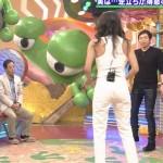 メロディー洋子さんの逆立ちするときのお尻wスタイル良い美人のケツはすばらしいww