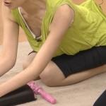 ショップチャンネル・桑原希さんのおっぱい見えすぎwwwもうちょいでチクビな乳房丸出し商品説明www