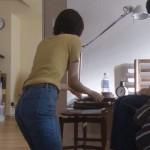 【GIF有】新垣結衣さんのジーンズお尻にニット着衣巨乳、エンディングダンスが話題の「逃げるは恥だが役に立つ」キャプ