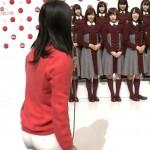 紅白初出場アイドルよりワイは田中泉さんのお尻wwピタピタパンツが超絶フィットしたケツwww
