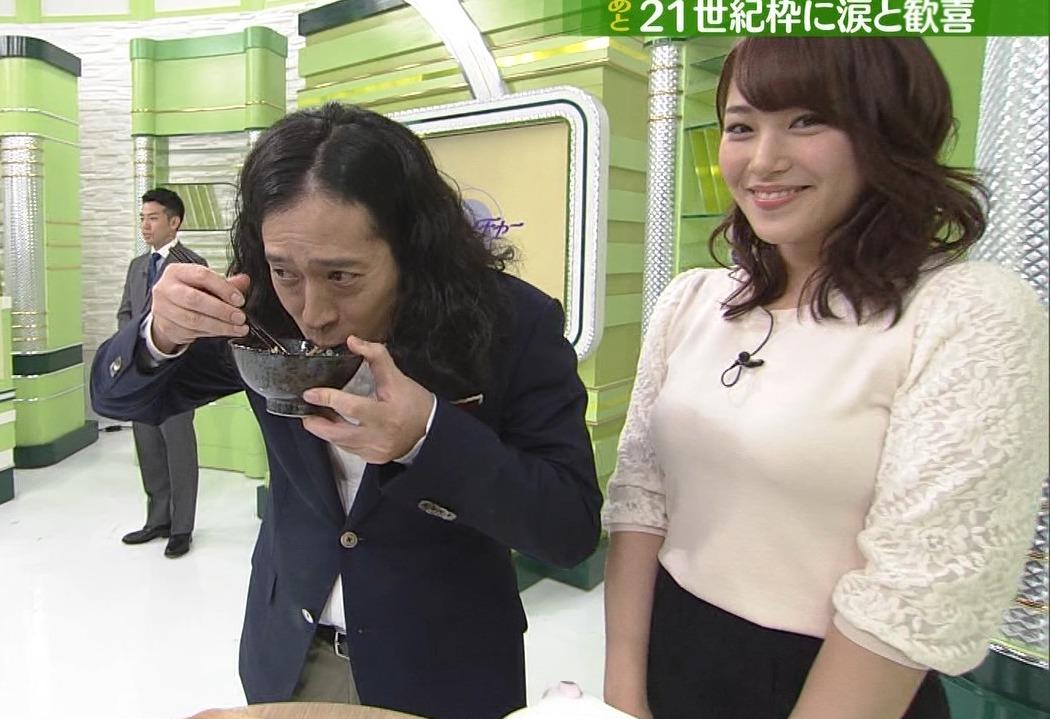 (鷲見玲奈)SPORTウォッチャー・鷲見玲奈さんのパイオツが超最高☆☆☆☆☆☆