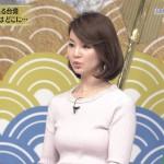 秋元玲奈さんの自己主張が激しいおっぱいwやらしい形の着衣巨乳がいいね!