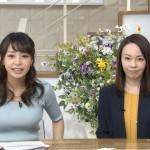 【乳揺れGIF有】宇垣美里さんのぷるんるんるん♪なニットおっぱいw小悪魔巨乳エッロwww