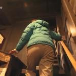 鉢嶺杏奈さんのお尻がドアップw丸くて大きなセクシーおヒップ満載な世界ふしぎ発見!キャプ画像