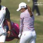 【乳揺れGIF有】イ・ボミさんのお尻w今シーズンも始まった女子ゴルフ、ダイキンオーキッドレディスエロ目線キャプ画像