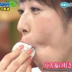 川田裕美さんのバキュームあんこ吸いwww何かと妄想できるアメトーーク!キャプw